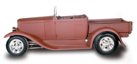 30-31 roadster pickup