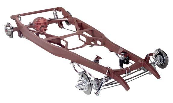 30' hi-boy chassis