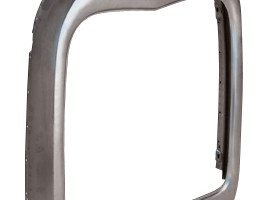 28-29 Smooth Chrome Grille Shell