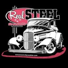 3a0c3695 Black 1932 3 Window Coupe T-Shirt