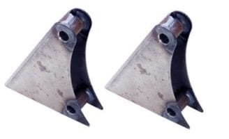 AB-506-CF:Front Parallel 4 Link Cross Steer (Brackets Only)