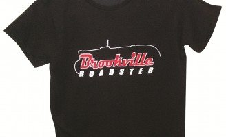 Black Brookville Roadster Women's T-Shirt