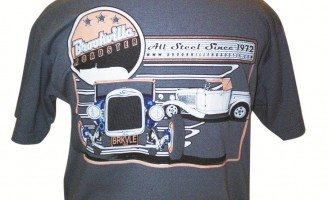 Charcoal Model A Hi-Boy & 1932 Pick-Up T-Shirt