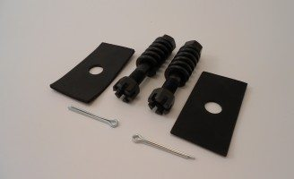 A1630MOUNT: Radiator Mounting Kit