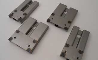 B132SS: 1932 Subrail-to-Cross Channel Stiffeners (4-Piece Set)