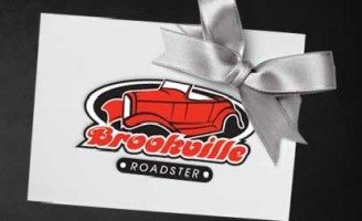 Brookville Roadster Gift Certificate